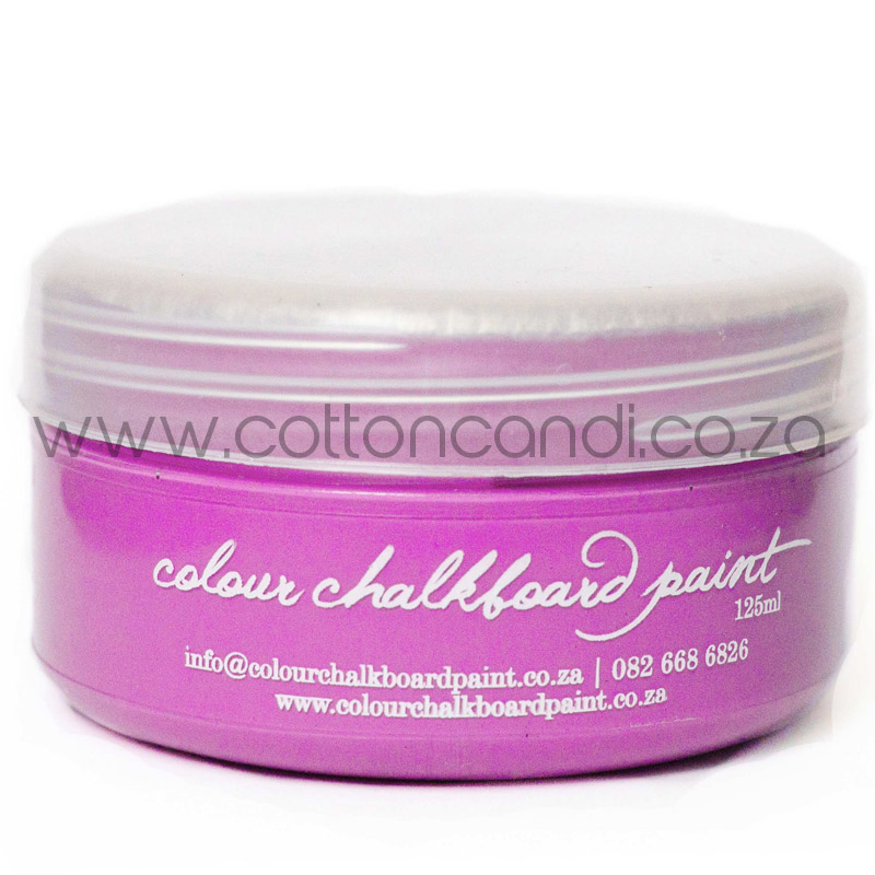 Cerise Chalkboard Paint | 125ml