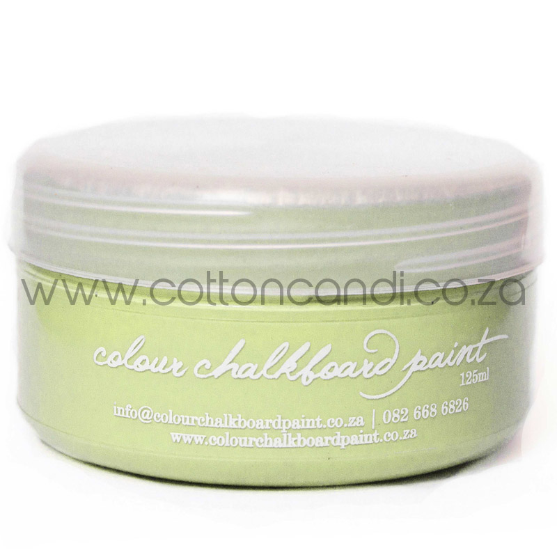 Lime Chalkboard Paint | 125ml