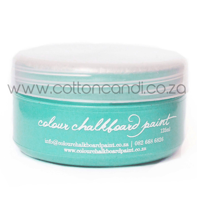 Teal Chalkboard Paint | 125ml