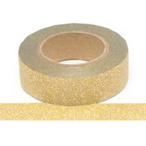 Glitter-01 | Dusted Gold