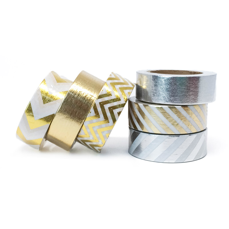 Foil-42 | Gold And Silver Set