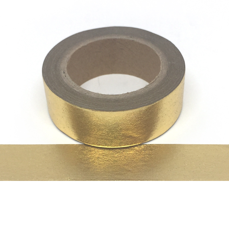 Foil-45 | Gold Solid