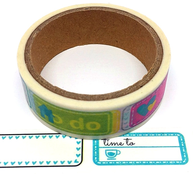 Perforated Tape | To Do List