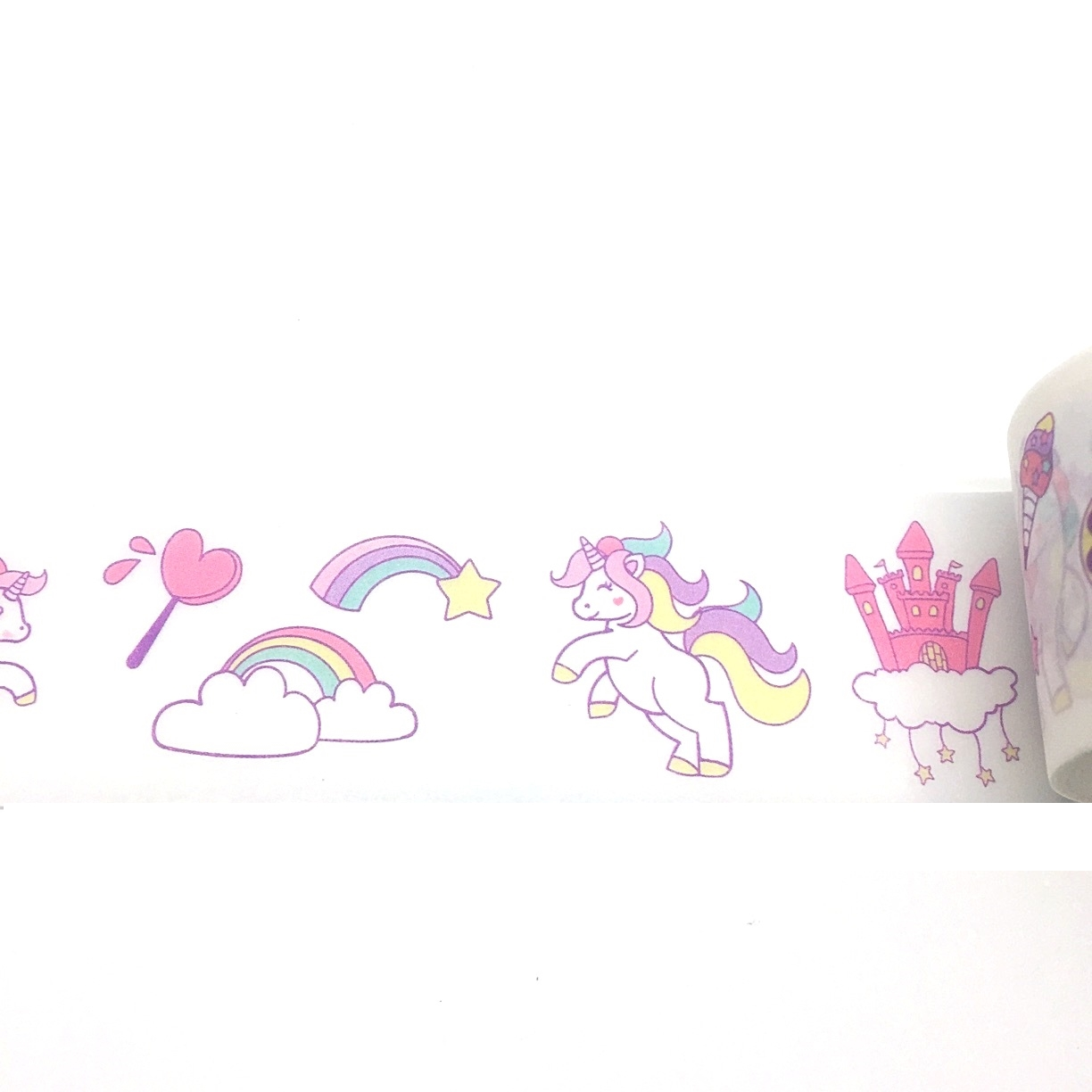 Pastel Unicorns Long