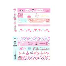 Stickers|Shades Of Pink
